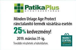 25% kedvezmény a Patika Plusban!