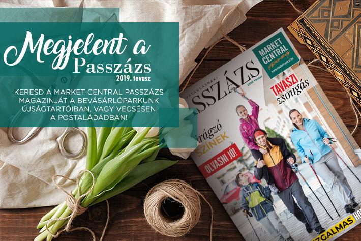 Megjelent a legújabb Passzázs magazin!