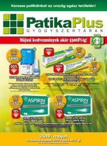 PatikaPlus 2019. május, 1. oldal
