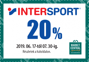 MCF kupon – Intersport