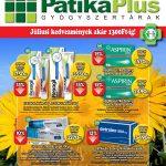 Ismerd meg a PatikaPlus júliusi kedvezményeit!