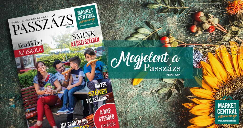 Passzázs magazin, 2019. ősz