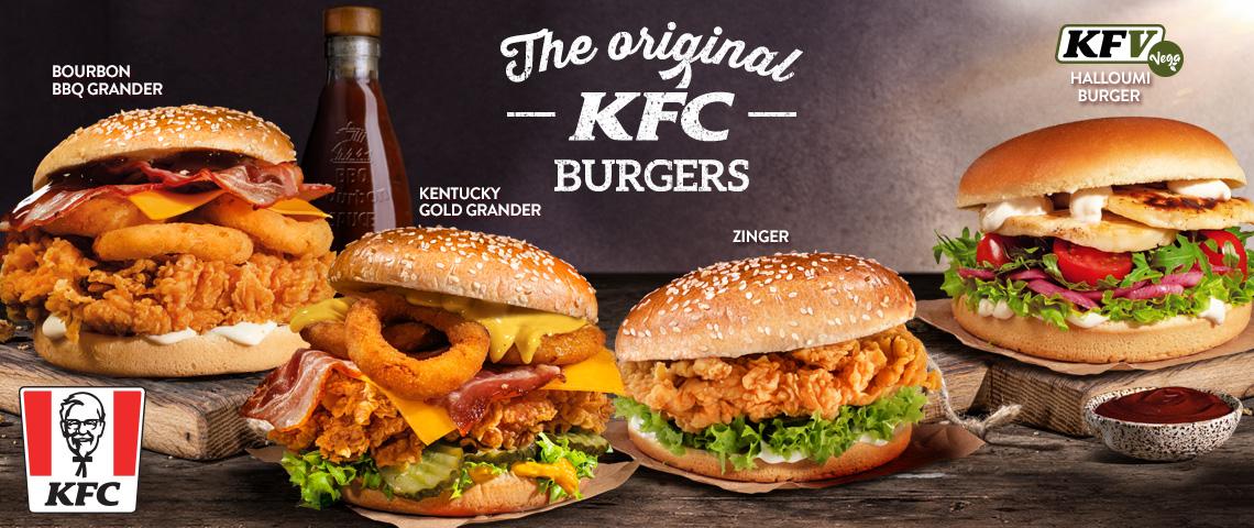 Újdonság a KFC-ben!