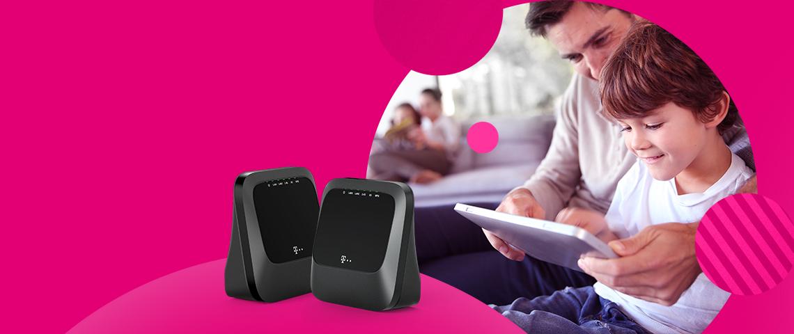 Lépj szintet Telekom Okoswifi Rendszerrel!