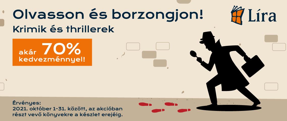 LÍRA ➤ Borzongj a Líra kínálatával!